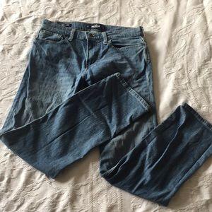 Men's Hollister Classic Straight Epic Flex Jeans
